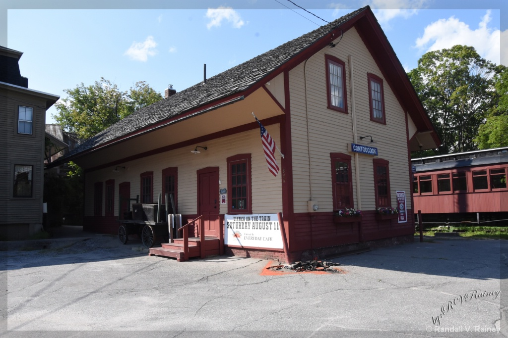 Contoocook Train Station
