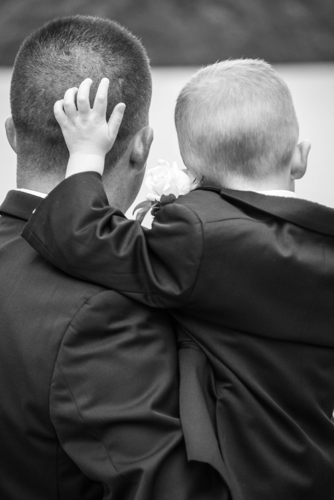 father and son - ID: 15670014 © Mark Seiter