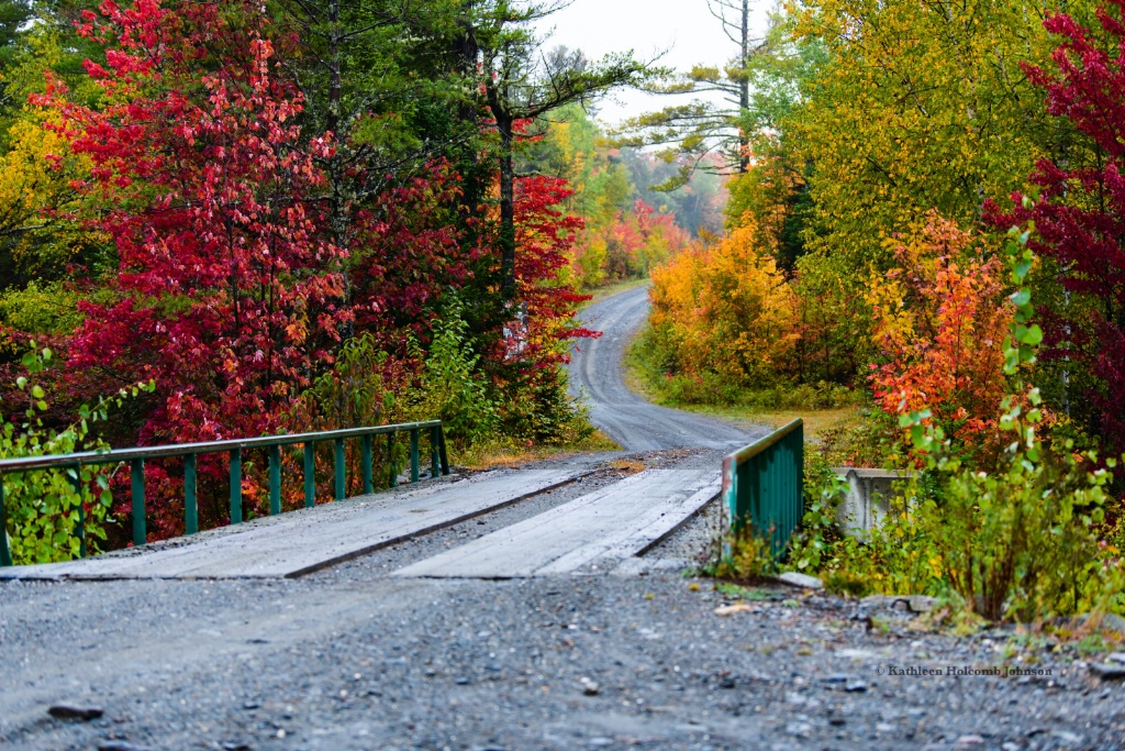 The Bridge to Beautiful! - ID: 15670869 © Kathleen Holcomb Johnson