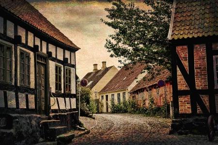 On Cobblestoned Streets - Rework