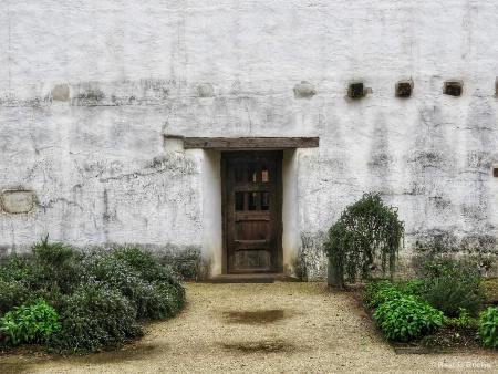 Mission Back Door