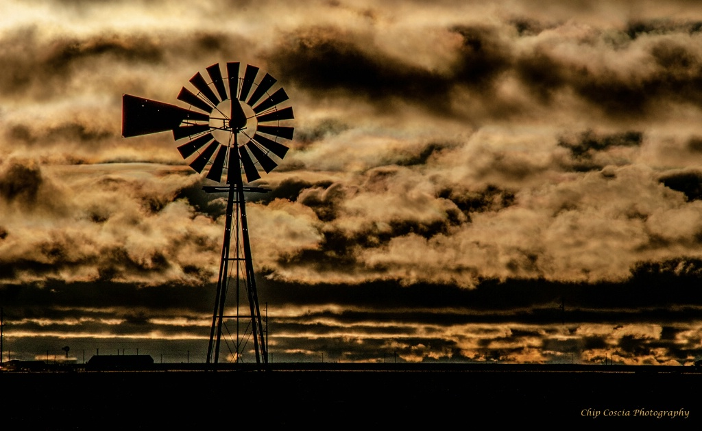 Sunset at Palo Duro Canyon - ID: 15674128 © Chip Coscia