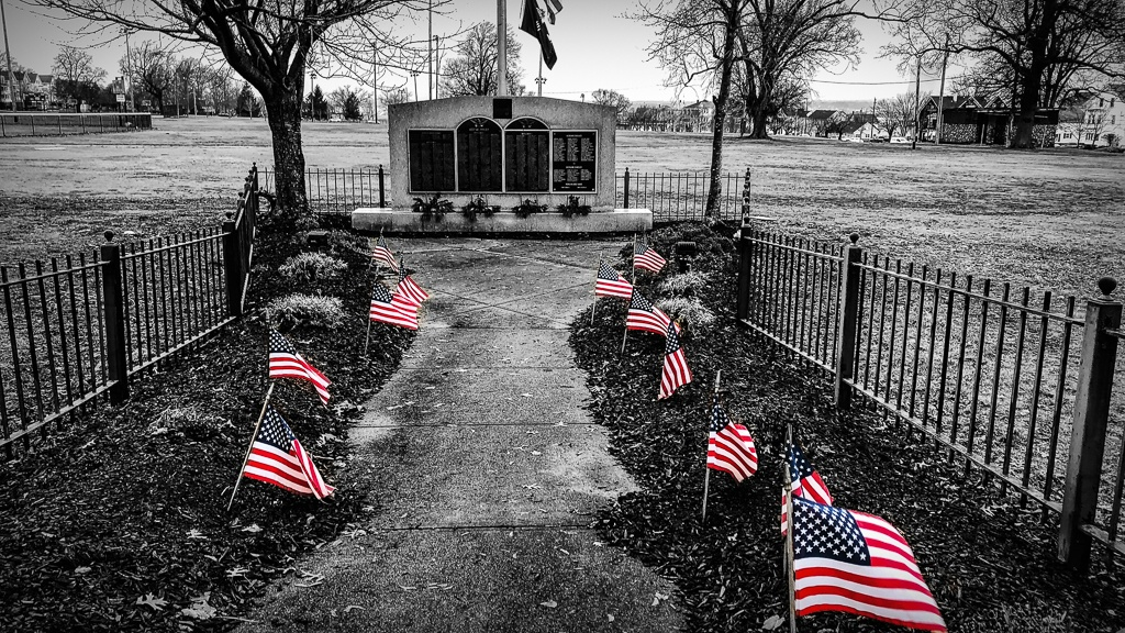 Korean War Memorial - ID: 15674258 © Paula Xavier
