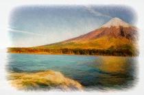 Osorno Watercolor