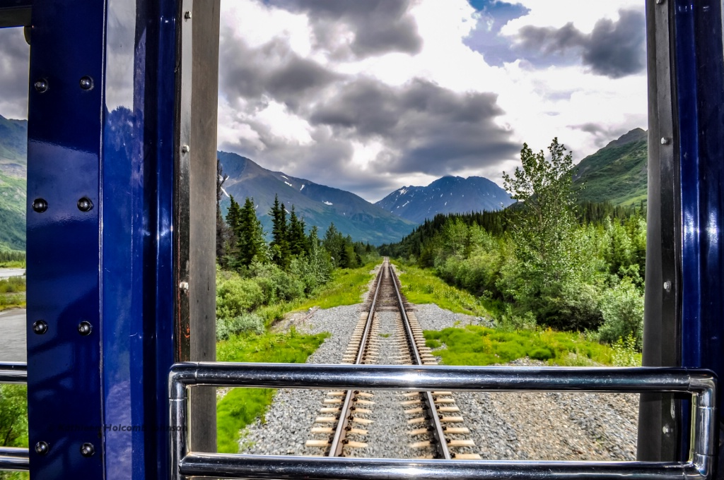 Railroad in Alaska!