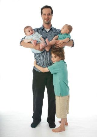 God Father of Three
