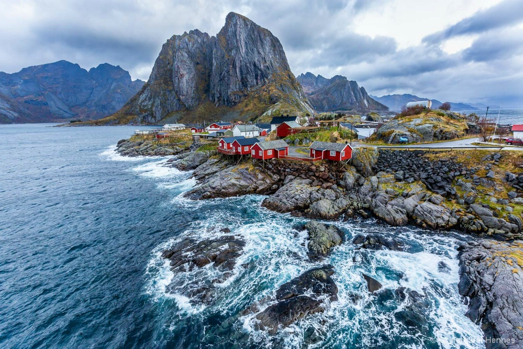 January 2019 Photo Contest Grand Prize Winner - Hamnoy Fishing Village