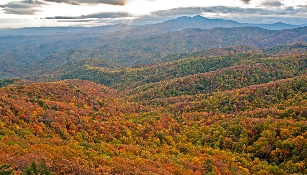 Blue Ridge Mountains - ID: 15676139 © Mark Seiter