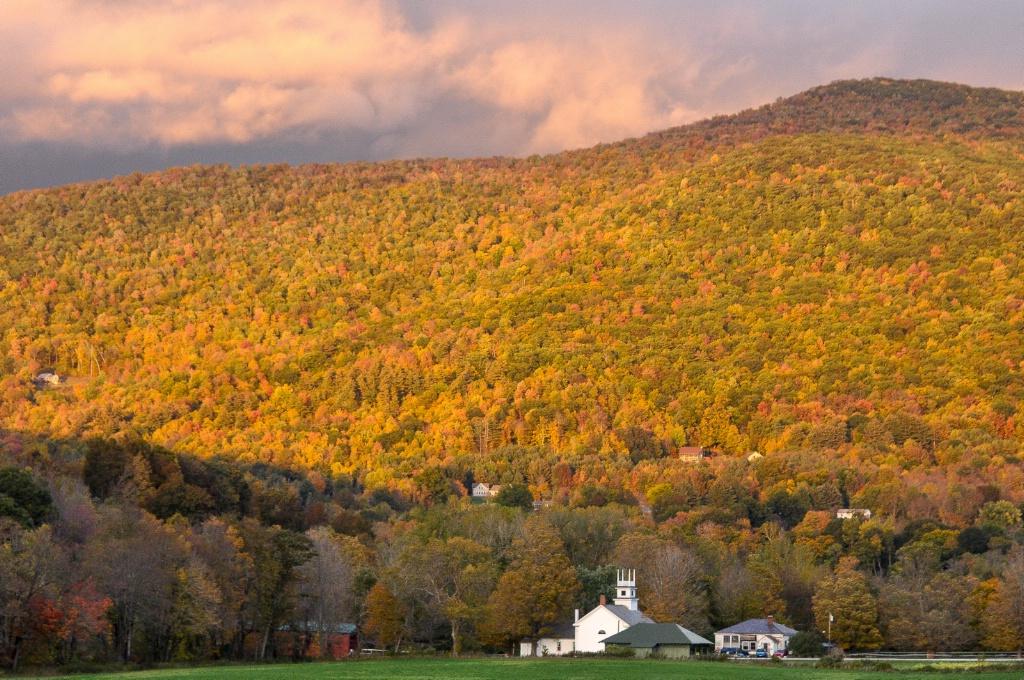 Vermont sunset - ID: 15676534 © Mark Seiter