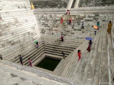 Ancient Man-Made Lake
