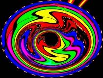 Colorful Photo Ball