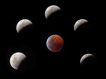 Super Blood Wolf Moon Eclipse