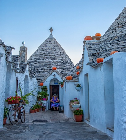 The Lady of Alberobello