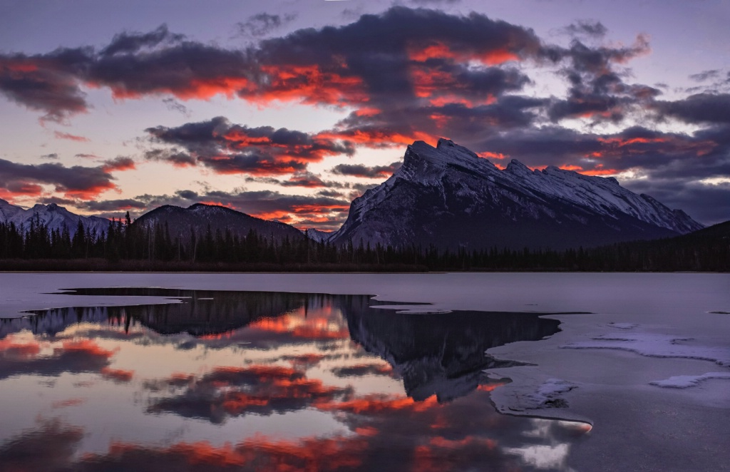 A Banff Sunrise