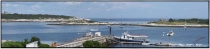 Isle of Shoals Waterfront Pano