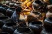 Large Pots Burma