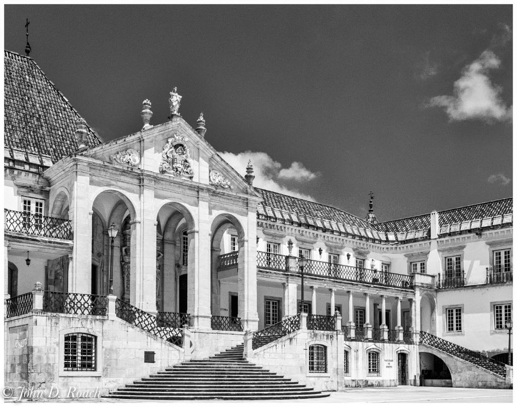 University of Coimbra Portugal - ID: 15679461 © John D. Roach