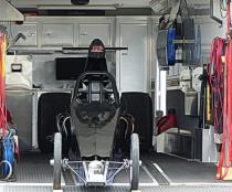 Drag racers transportation