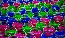 Colorful Carnival Jars