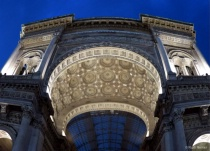 Arch above, Milan IT