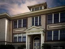 Architecture - Dixie High School full