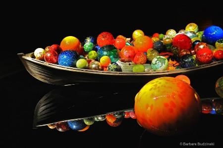 Blown Glass Balls