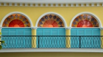 Colorful Arches