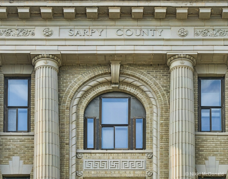 Sarpy County Court House