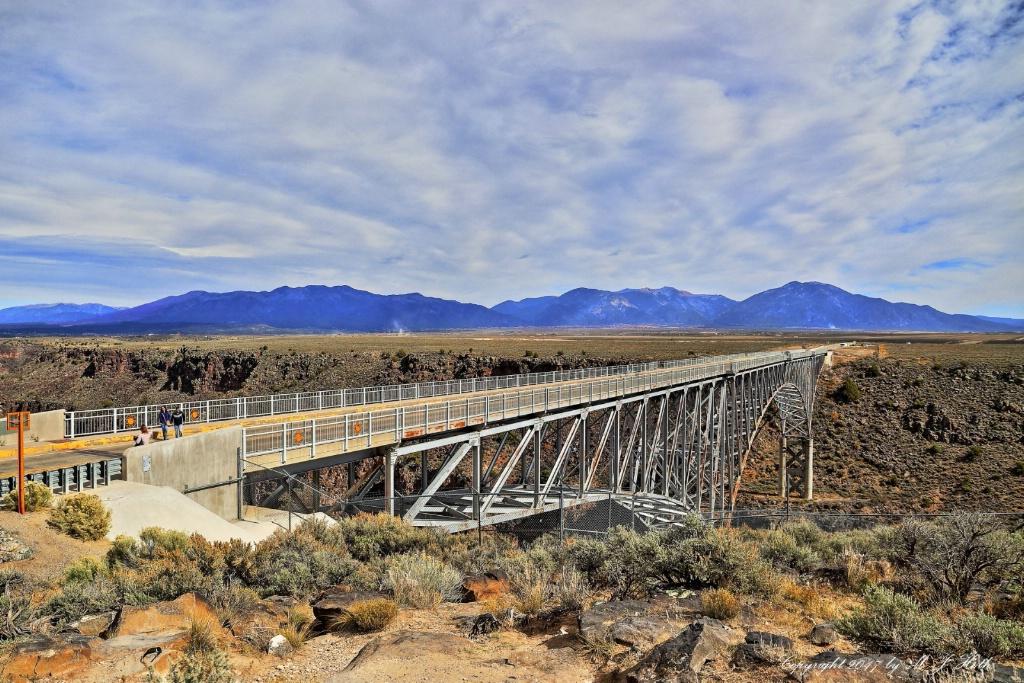 Rio Grande Gorge Bridge, NM