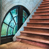 06 2015  WAREHOUSE STAIRWAY AND ARCH