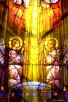 Stained Glass Angels 3-0 F LR 2-9-19 J149