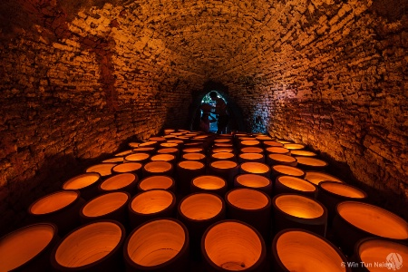 Pottery kilns