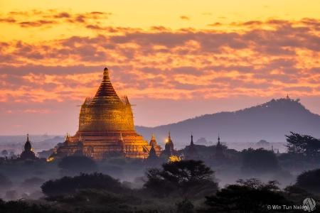 Bagan Skies