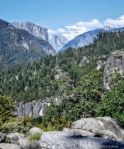 Yosemite Icons from Afar
