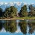 © Kelley J. Heffelfinger PhotoID # 15684721: Park Reflection