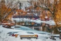 Peaceful Quiet of Winter