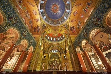 Cathedral Basilica of St. Louis 1