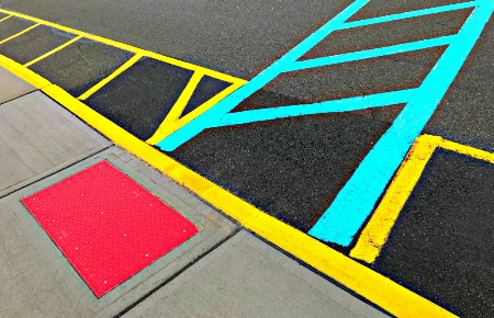 Colorful Crossing