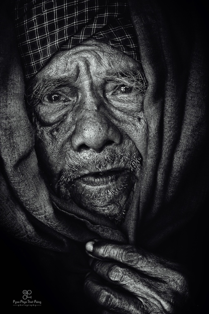 The old Man - ID: 15694759 © Pyae Phyo Thet Paing