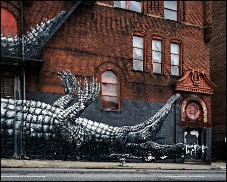 Dead Gator Building