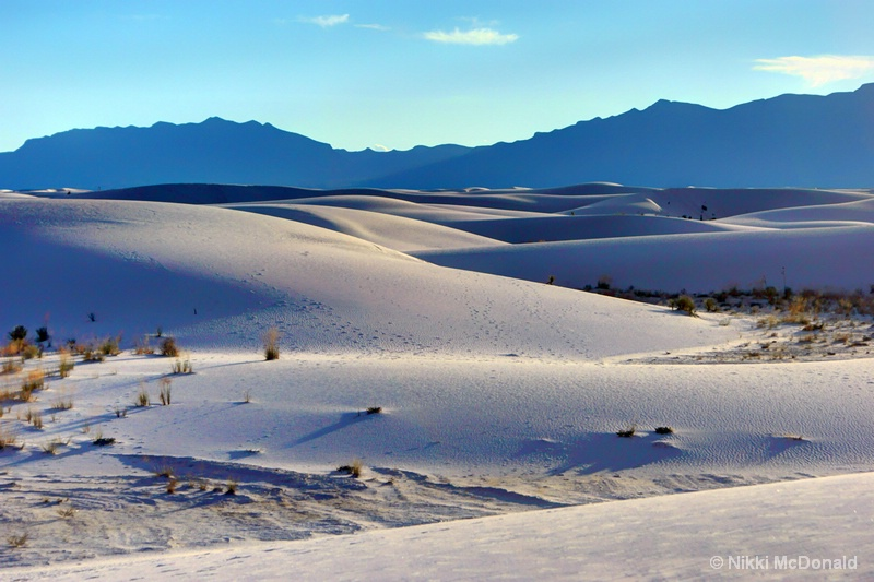 White Sands Zigzag