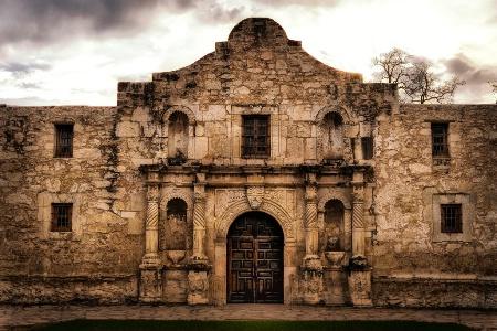 The Church at the Alamo
