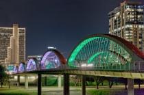 Fort Worth's 7th Street Bridge