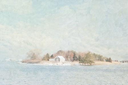 Bassing Beach Island, Cohasset