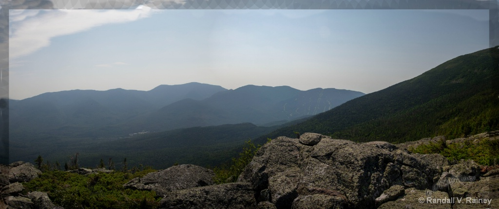 Mt. Washington NH Pano - ID: 15705223 © Randall V. Rainey