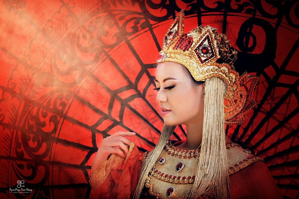 The Princess - ID: 15705555 © Pyae Phyo Thet Paing