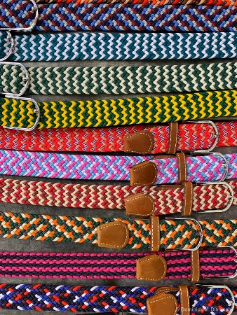 ~ ~ RAINBOW BELTS AND BUCKLES ~ ~