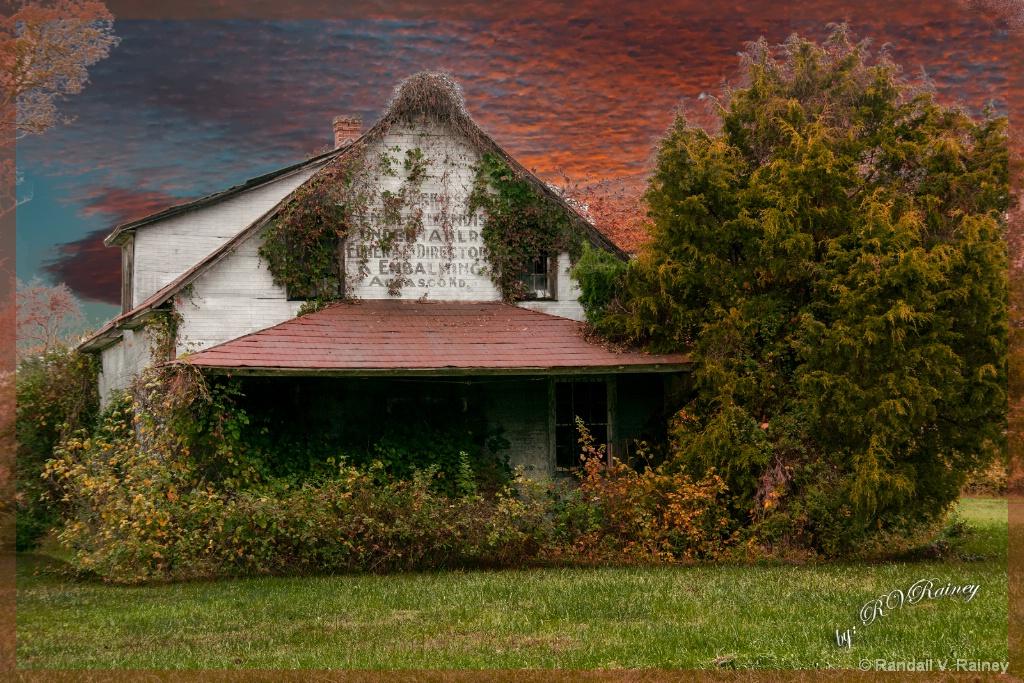 A Dying Art . . . - ID: 15706859 © Randall V. Rainey