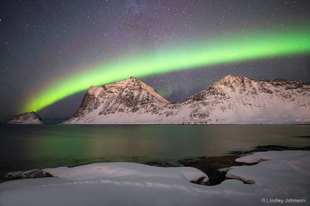 Aurora Borealis in Norway