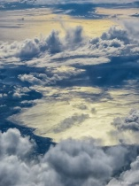 Clouds over Scotland